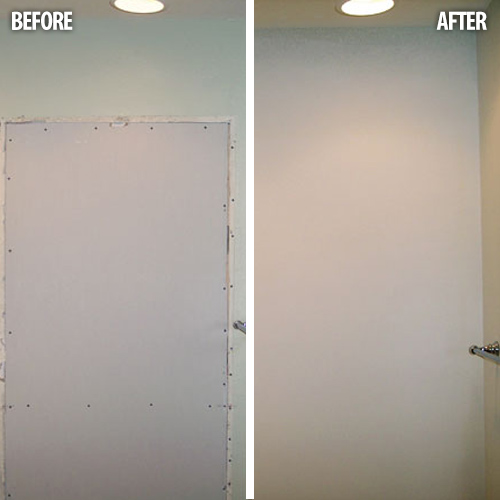 BeforeAfter Drywall